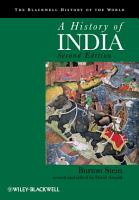 A History of India PDF