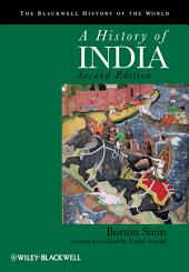 A History of India: Edition 2