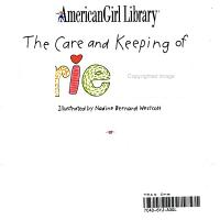 The Care and Keeping of Friends Book