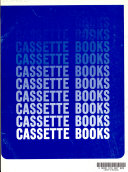 Cassette Books  catalog   PDF