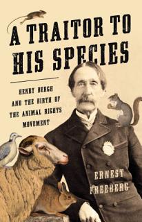 A Traitor to His Species Book