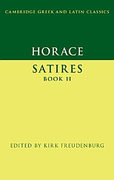 Horace  Satires Book II PDF
