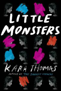 Little Monsters Book