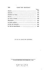 Contes fantastiques et contes littéraires