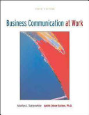 Business Communication at Work