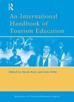 An International Handbook of Tourism Education PDF