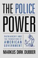 The Police Power PDF