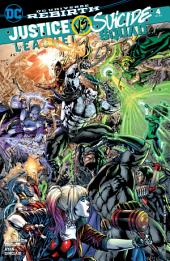 Justice League vs. Suicide Squad (2016-) #4