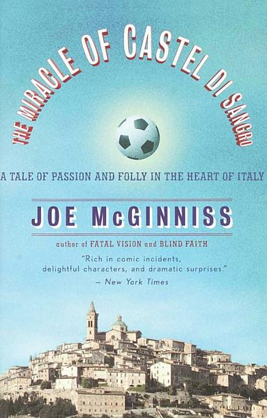 Download The Miracle of Castel Di Sangro Book