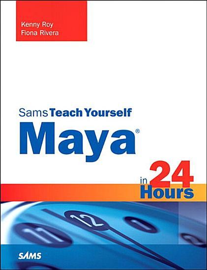 Maya in 24 Hours  Sams Teach Yourself PDF