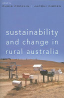 Sustainability and Change in Rural Australia