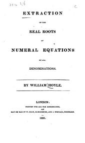 Extraction of the Real Roots of Numerical Equations of All Denominations