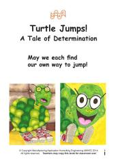 Turtle Jumps!: A Tale of Determination