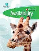 Elementary Curriculum Availability