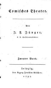 Komisches Theater: Band 2