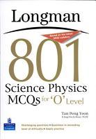 801 Science Physics Mcqs O Level PDF