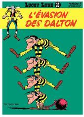 Lucky Luke - Tome 15 - L'EVASION DES DALTON