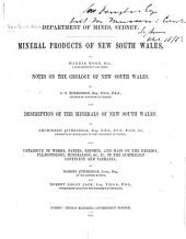 Mineral Products of New South Wales
