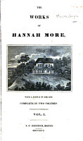 The Works of Hannah More PDF