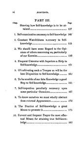 Self-knowledge: a treatise showing the nature and benefit of that important science and the way to attain it : intermixed with various reflections and observations on human nature