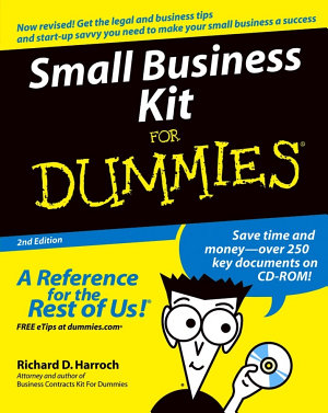 Small Business Kit For Dummies PDF