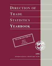 Direction of Trade Statistics Yearbook  1999 PDF