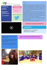 Test Newsletter 2015