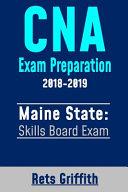 CNA Exam Preparation 2018 2019  Maine State Skills Board Exam PDF