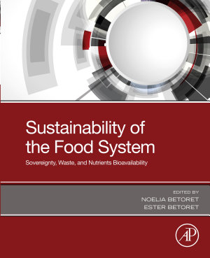 Sustainability of the Food System