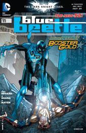 Blue Beetle (2011-) #11