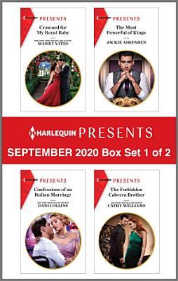Harlequin Presents   September 2020   Box Set 1 of 2
