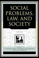 Social Problems  Law  and Society PDF