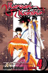 Rurouni Kenshin, Vol. 4: Dual Conclusions