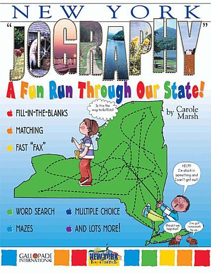 New York  Jography   A Fun Run Through Our State  PDF