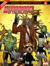 Guardians Of The Galaxy: All-New Marvel Treasury Edition, Volume 1