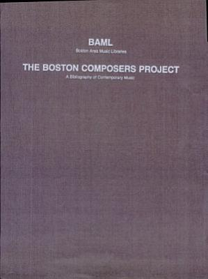 The Boston Composers Project PDF