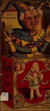 Rob en zijn zusjes: een ABC prentenboek op linnen