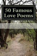 50 Famous Love Poems PDF
