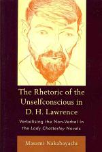 The Rhetoric of the Unselfconscious in D.H. Lawrence