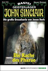 John Sinclair - Folge 1864: Die Rache des Pharao