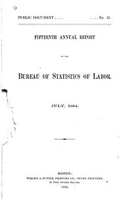 Annual Report on the Statistics of Labor PDF