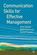 Communication Skills for Effective Management