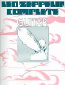 Download Led Zeppelin Complete Book