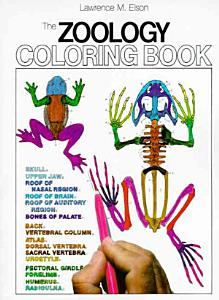 ZOOLOGY COLORING BOO Book