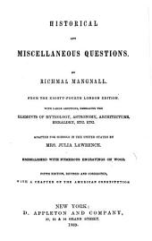 Historical and Miscellaneous Questions