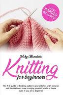 Knitting for Beginners PDF