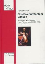 Das Grossf  rstentum Litauen PDF
