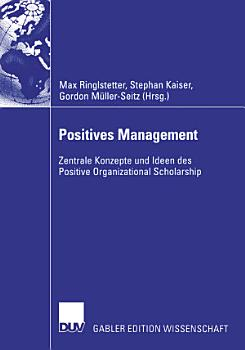 Positives Management PDF