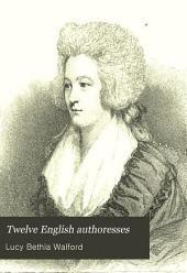 Twelve English Authoresses