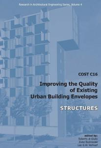 Cost C16  Improving the Quality of Existing Urban Building Envelopes PDF